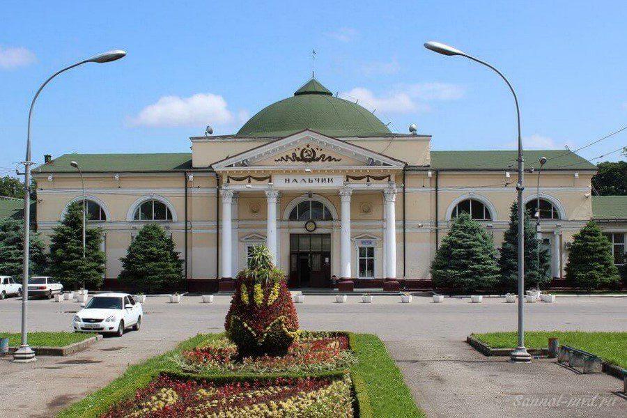 автовокзал Нальчика