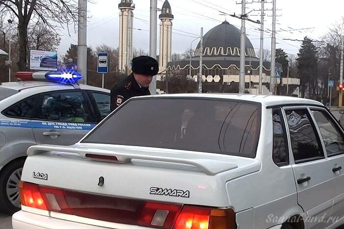 ОБ ДПС Машина
