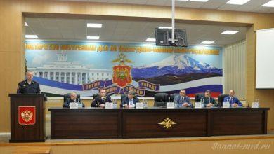 Photo of Представление Министра внутренних дел по Кабардино-Балкарской Республике