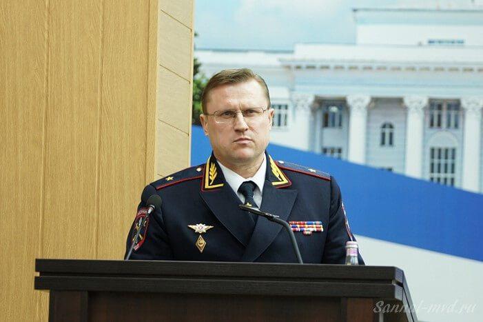 Генерал-майор полиции Василий Павлов