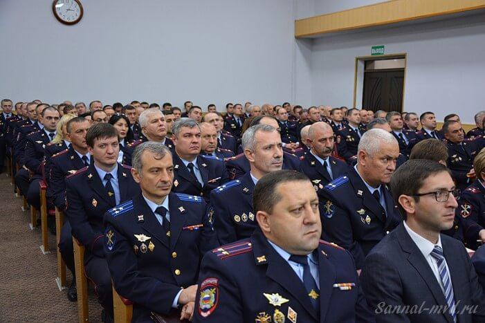 Сотрудники МВД КБР