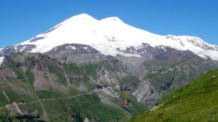 Приэльбрусье горы