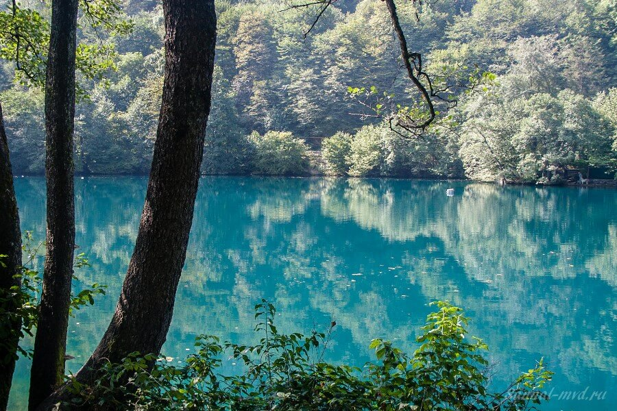 Голубые озёра КБР
