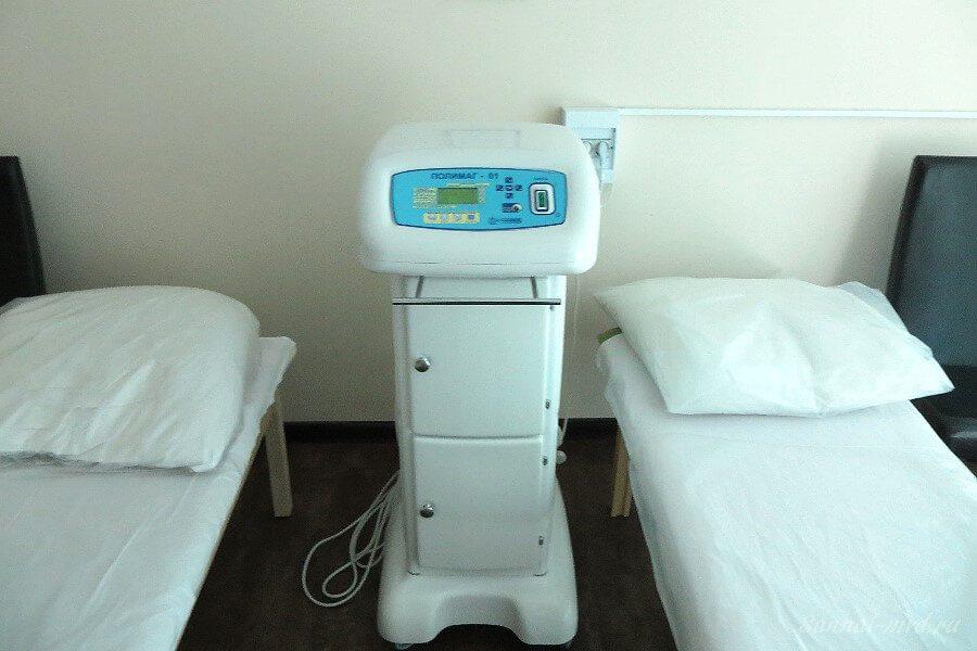 Аппарат для массажа