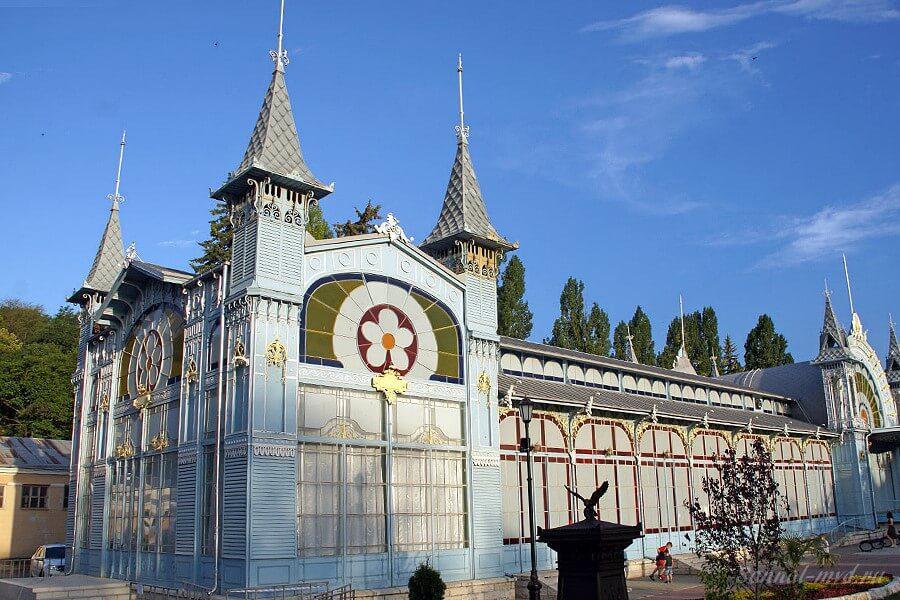 Здания Пятигорска